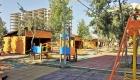 Детские площадки нового садика в Россошенцах