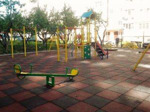 Дитячі майданчики Перспективна